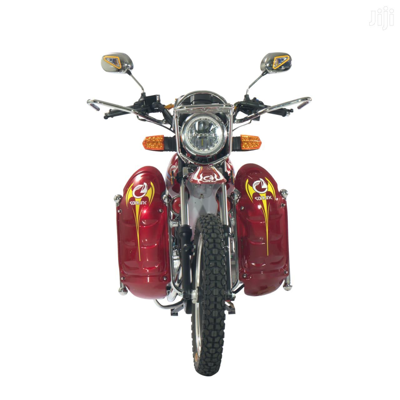 New Sonlink SL150-KA 2019 Red | Motorcycles & Scooters for sale in Nairobi Central, Nairobi, Kenya