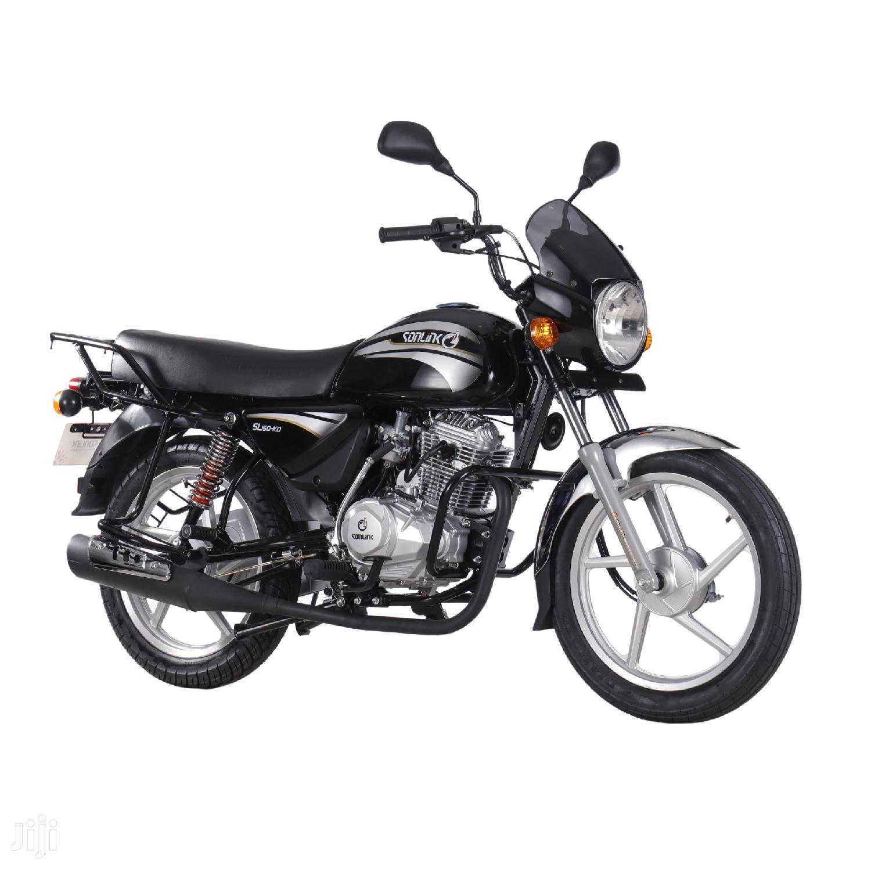 New Sonlink SL150-KD 2019 Black