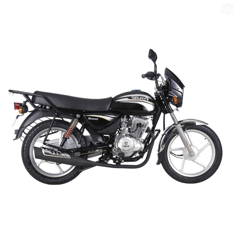 New Sonlink SL150-KD 2019 Black | Motorcycles & Scooters for sale in Nairobi Central, Nairobi, Kenya