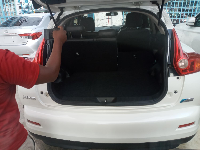 Nissan Juke 2013 White | Cars for sale in Mvita, Mombasa, Kenya