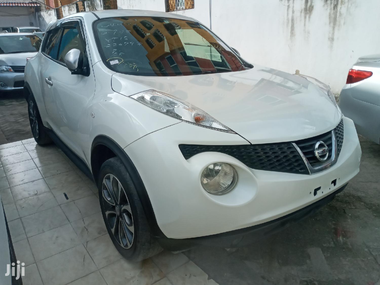 Nissan Juke 2013 White