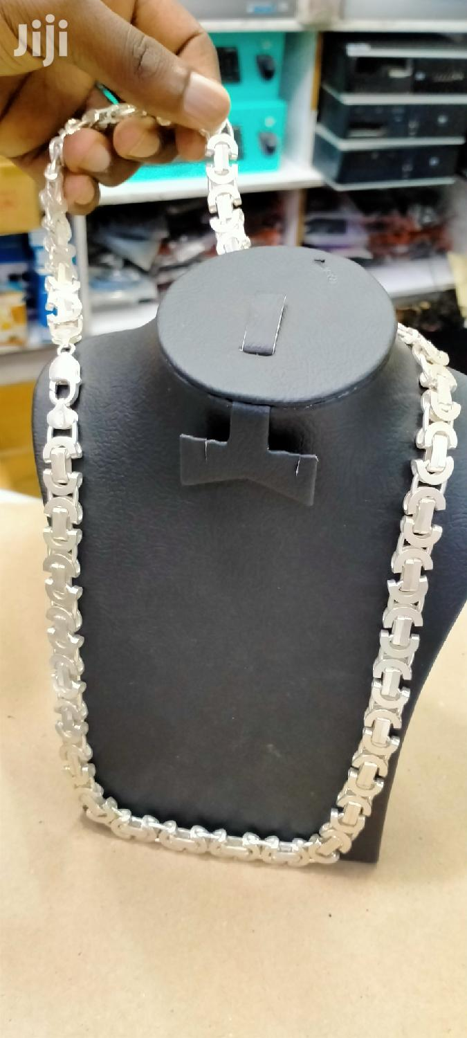 Quality Pure Silver Chain