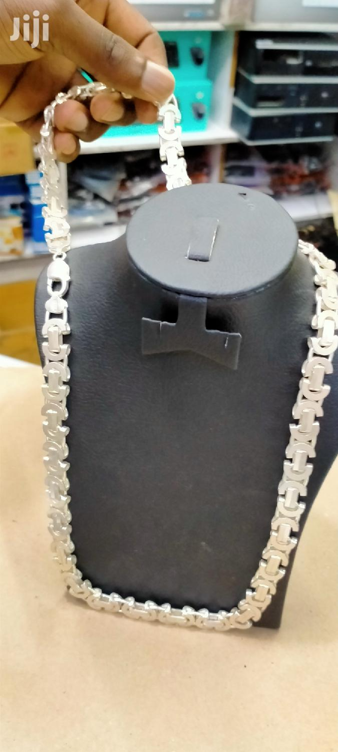 Quality Pure Silver Chain | Jewelry for sale in Nairobi Central, Nairobi, Kenya