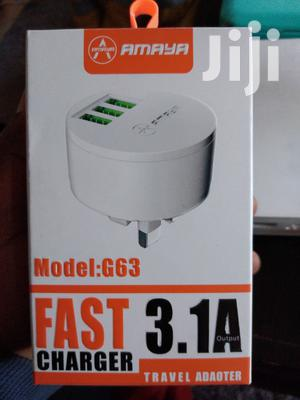 Original Amaya Fast Charger 3.1 | Accessories for Mobile Phones & Tablets for sale in Nairobi, Nairobi Central