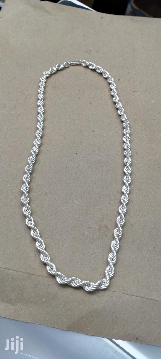 Unique Pure Silver Chain | Jewelry for sale in Nairobi Central, Nairobi, Kenya