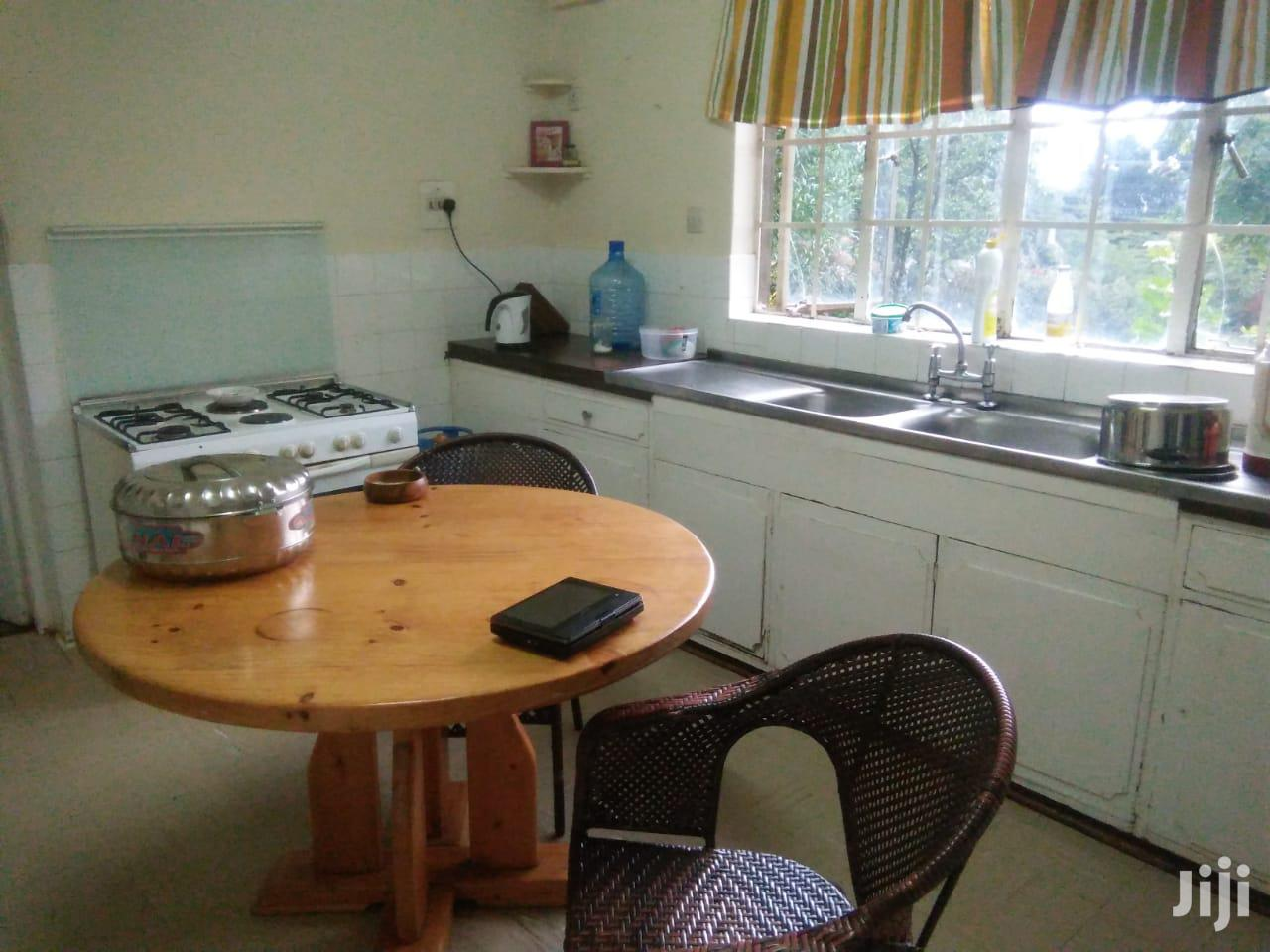 Elegant 3 Bedroom Plus 3 Sqs Fully Furnished Home In Nakuru