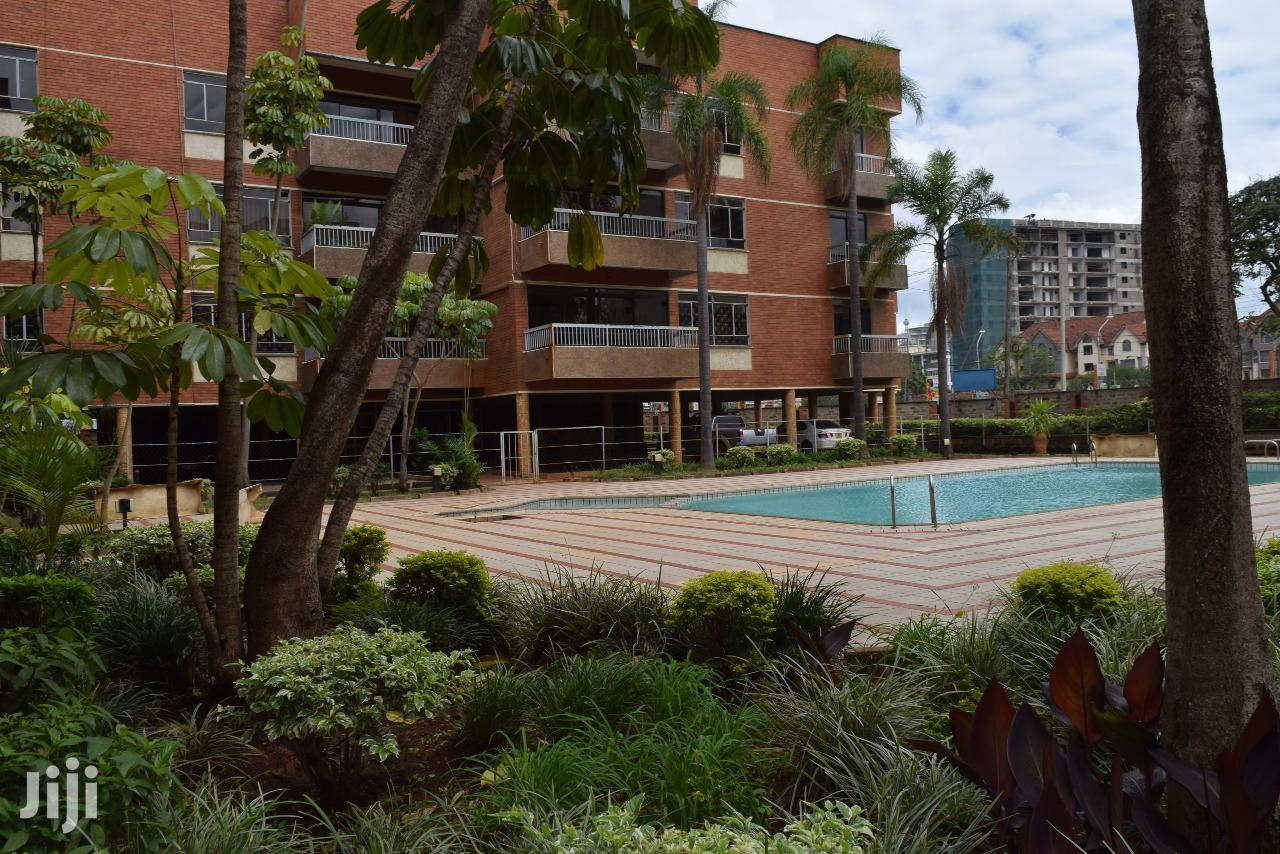 Exclusive Three Bedroom Apartment to Let in Kilimani