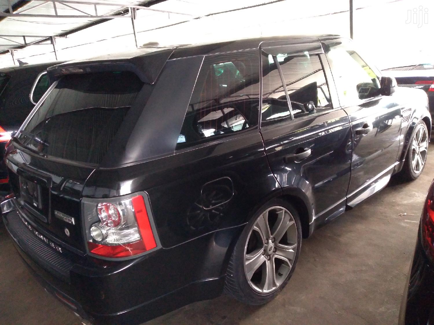 Archive: Land Rover Range Rover Sport 2013 Black