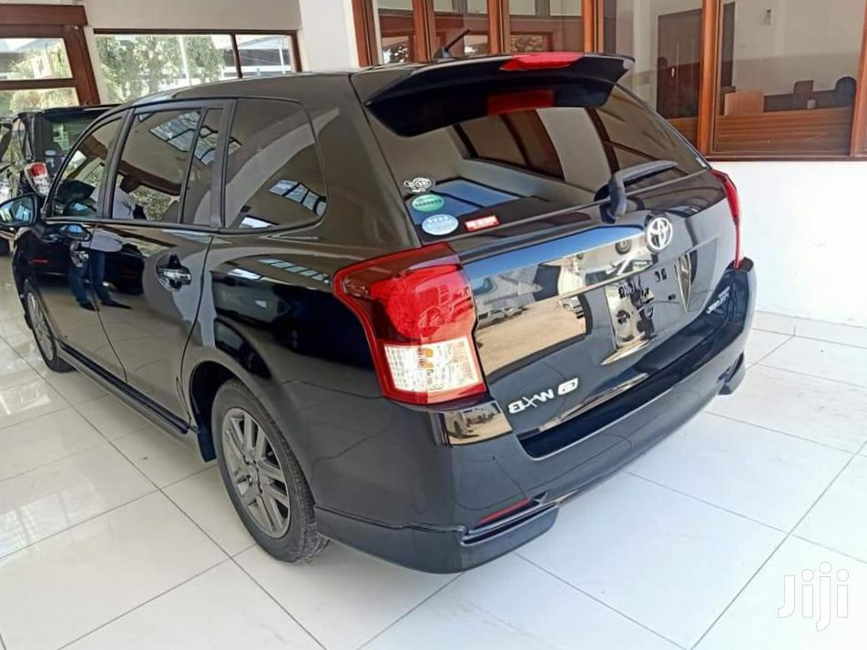 Toyota Fielder 2014 Black | Cars for sale in Mvita, Mombasa, Kenya