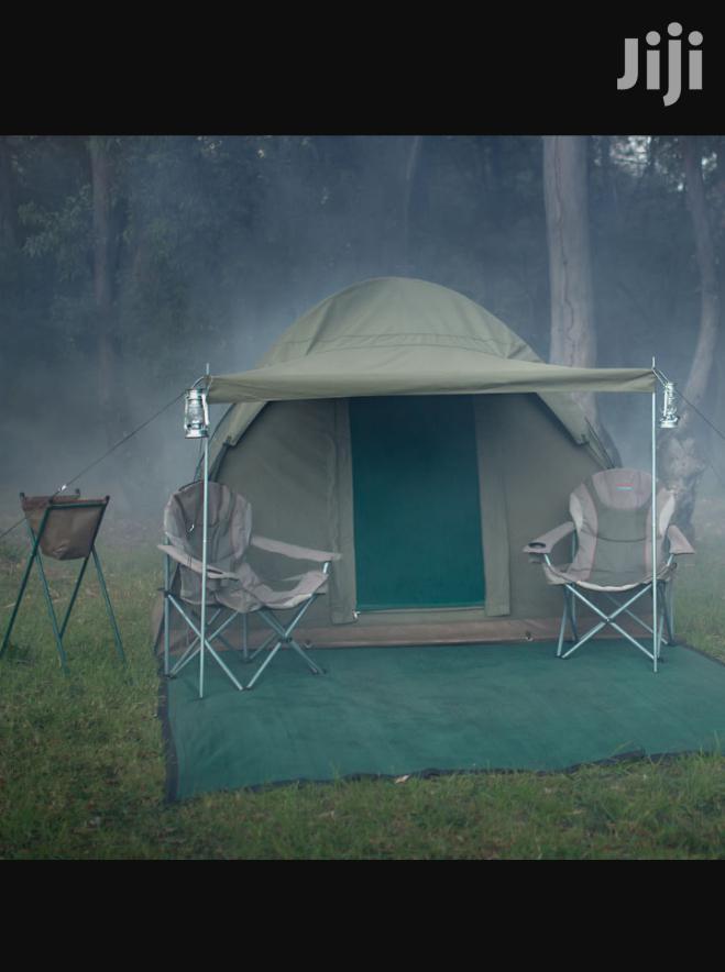 Gemsbok Canvas Camping Tents (3X3)