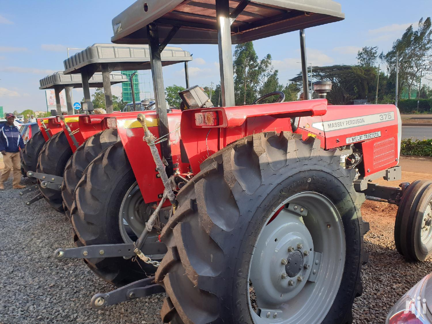 Marssey Ferguson MF 375,385 2WD/4WD And MF 240 2020 Red For Sale | Heavy Equipment for sale in Kilimani, Nairobi, Kenya