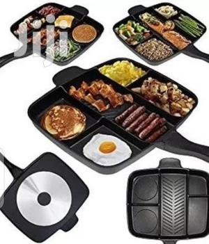 5in1 Non-Stick Grill Pan | Kitchen & Dining for sale in Nairobi, Nairobi Central