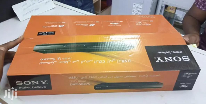New Sony Dvd Player DVP-SR370 USB DVD Player