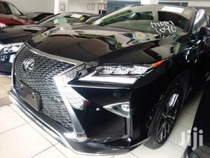 New Lexus LX 2017 570 Base Black | Cars for sale in Nyali, Ziwa la Ngombe