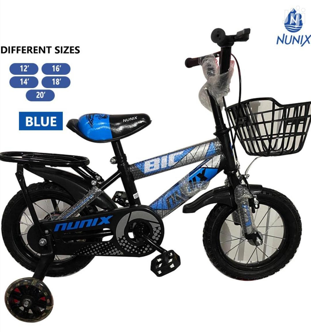 Kids Bicycle Size 12 Best Quality ( Kids Age 3-6 Years Old )