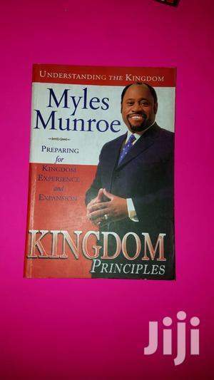 Kingdom Principles-Myles Munroe | Books & Games for sale in Nairobi, Nairobi Central