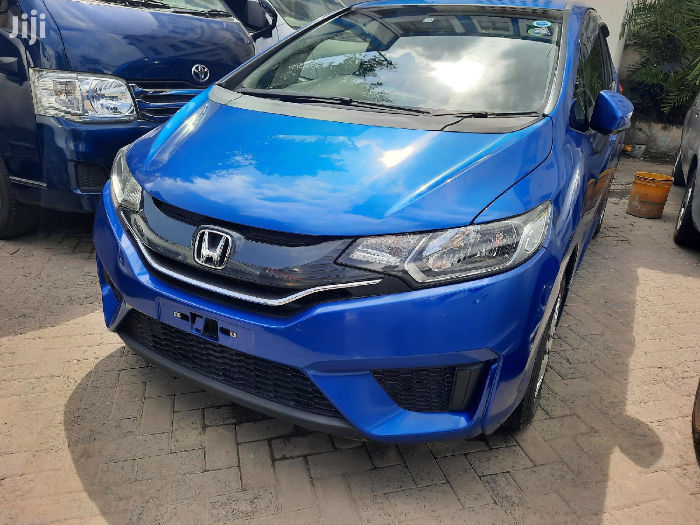 Honda Fit 2014 Blue | Cars for sale in Mvita, Mombasa, Kenya