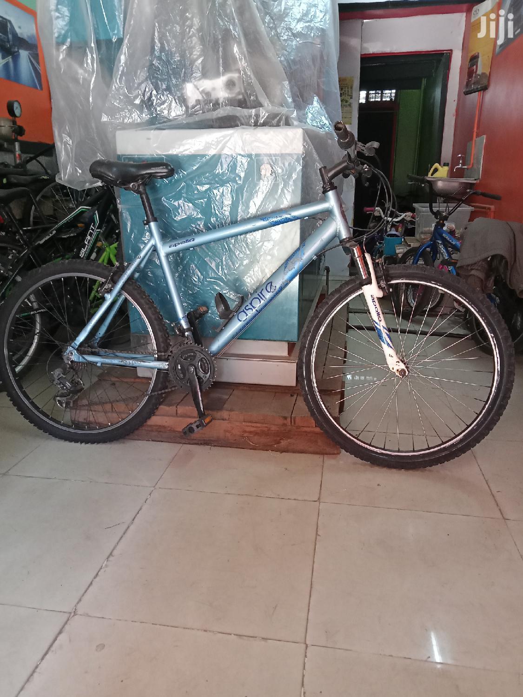 Ex Uk Size 26 And 21 Speed Alluminium Bicycle