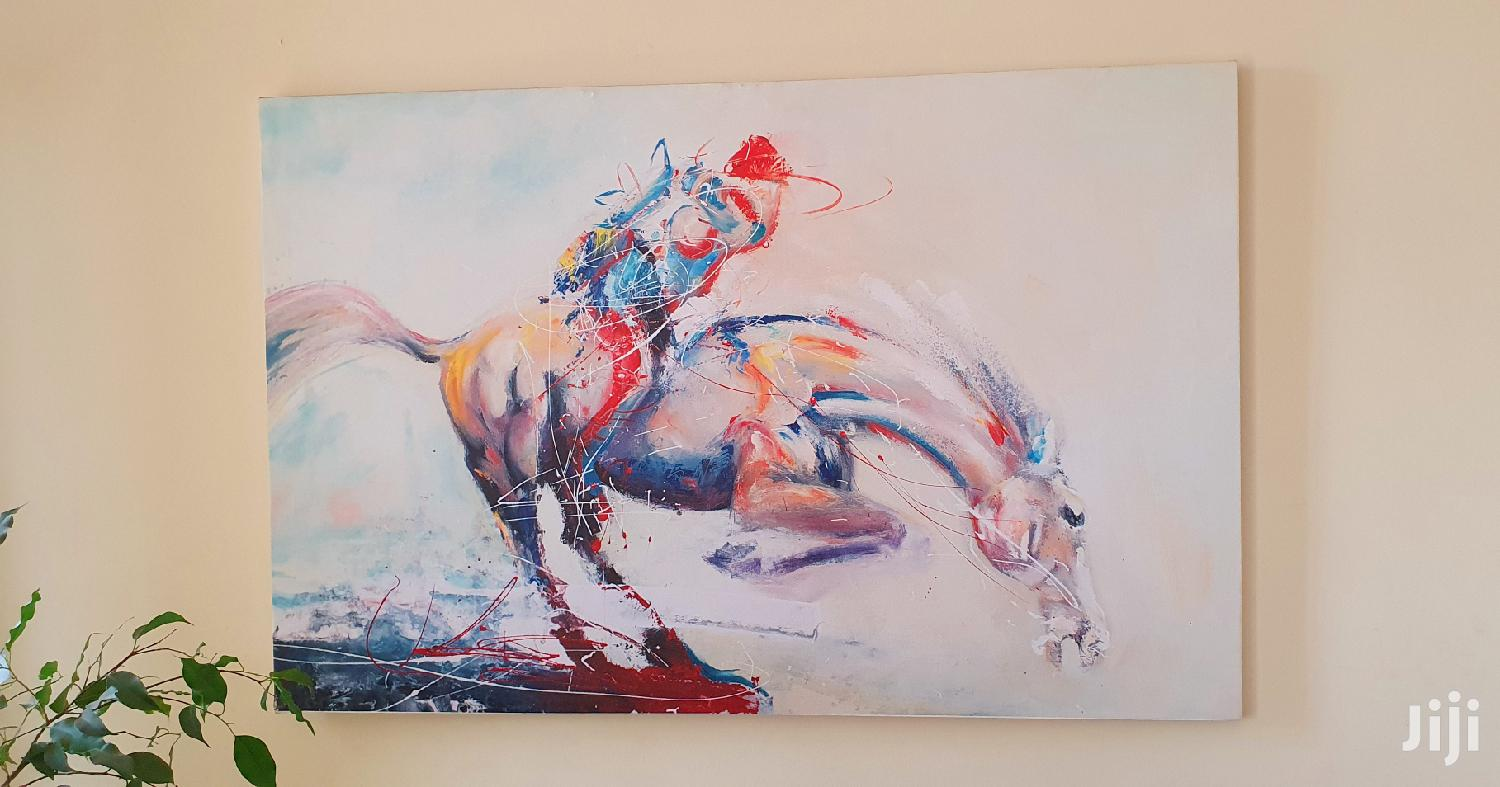 Archive: Wall Art Expression Of Horse