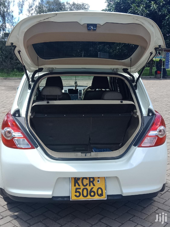 Archive: Nissan Tiida 2012 White