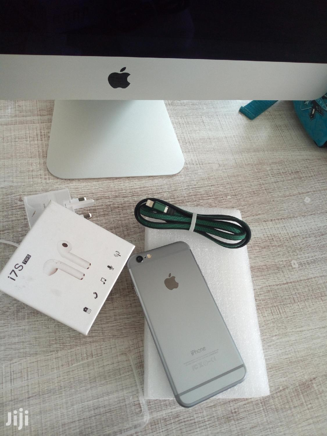 New Apple iPhone 6 64 GB Silver | Mobile Phones for sale in Tudor, Mombasa, Kenya