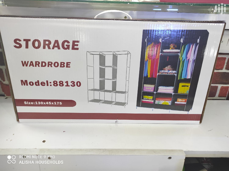 Portable Wardrobe 3 Column | Furniture for sale in Nairobi Central, Nairobi, Kenya