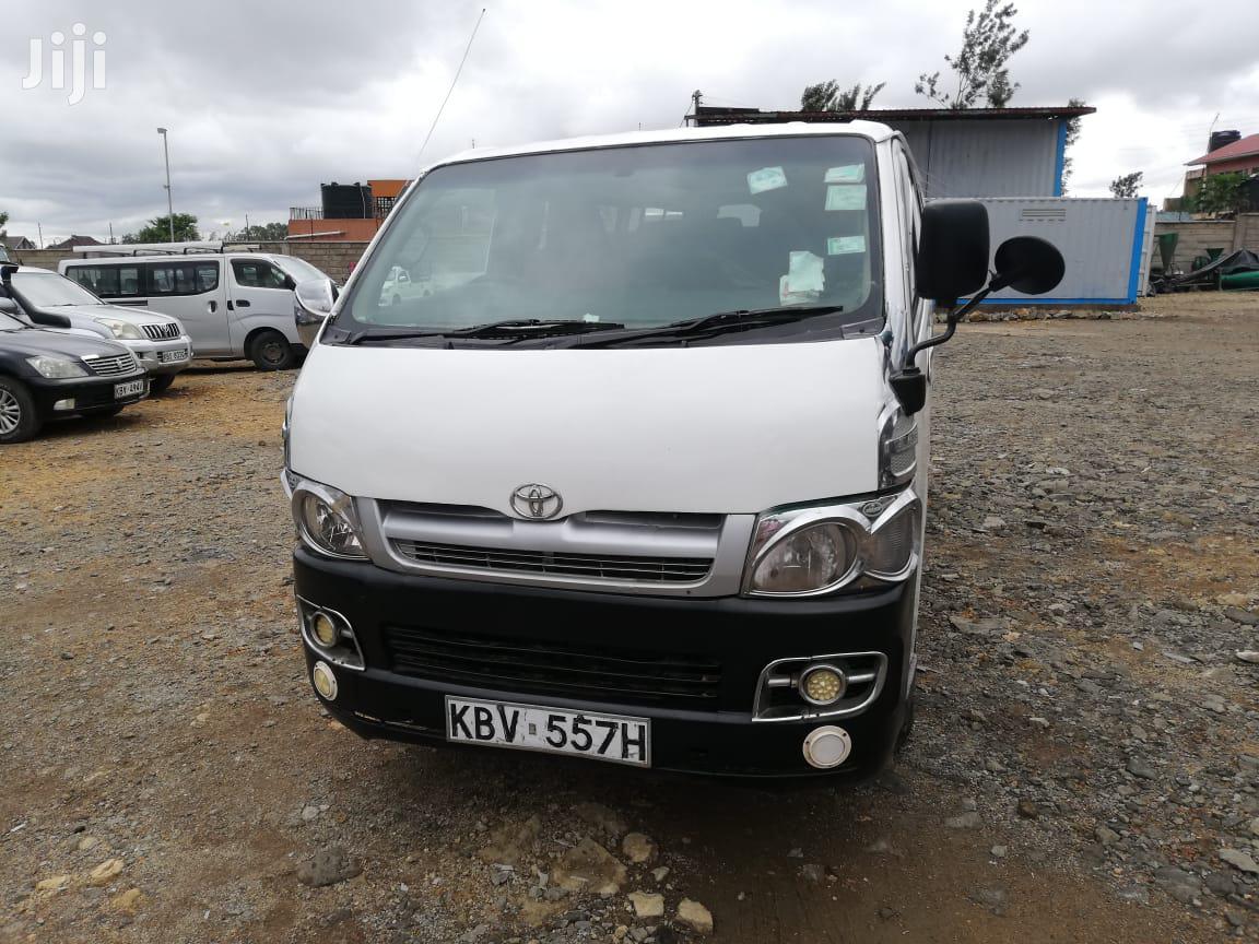 Toyota Hiace | Buses & Microbuses for sale in Nairobi Central, Nairobi, Kenya