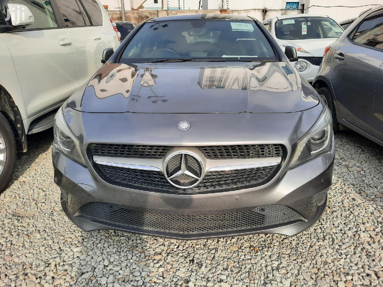 Mercedes-Benz CLA-Class 2013 Gray
