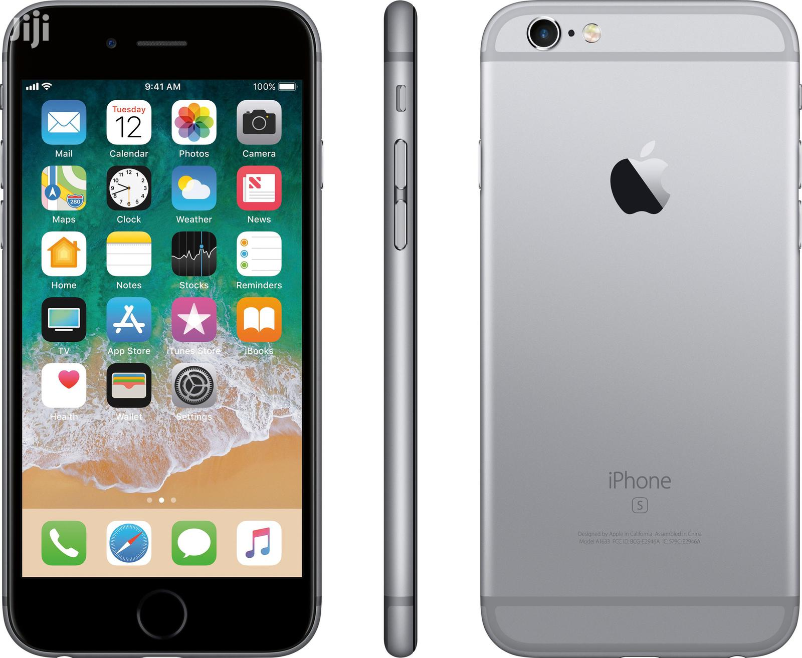 Archive: New Apple iPhone 6 Plus 64 GB Gray