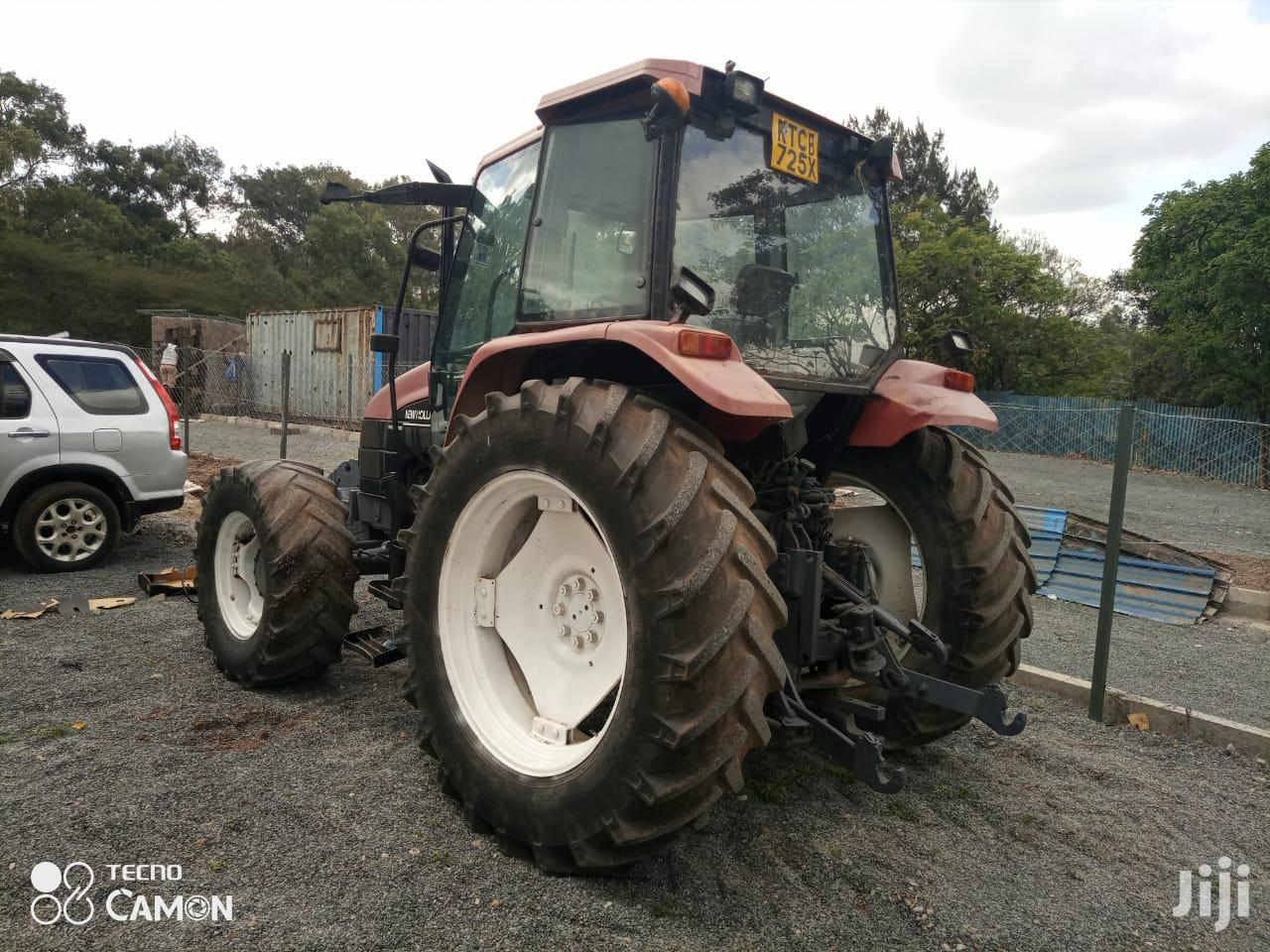 New Holland Tractor 2015 Red For Sale | Heavy Equipment for sale in Nairobi Central, Nairobi, Kenya