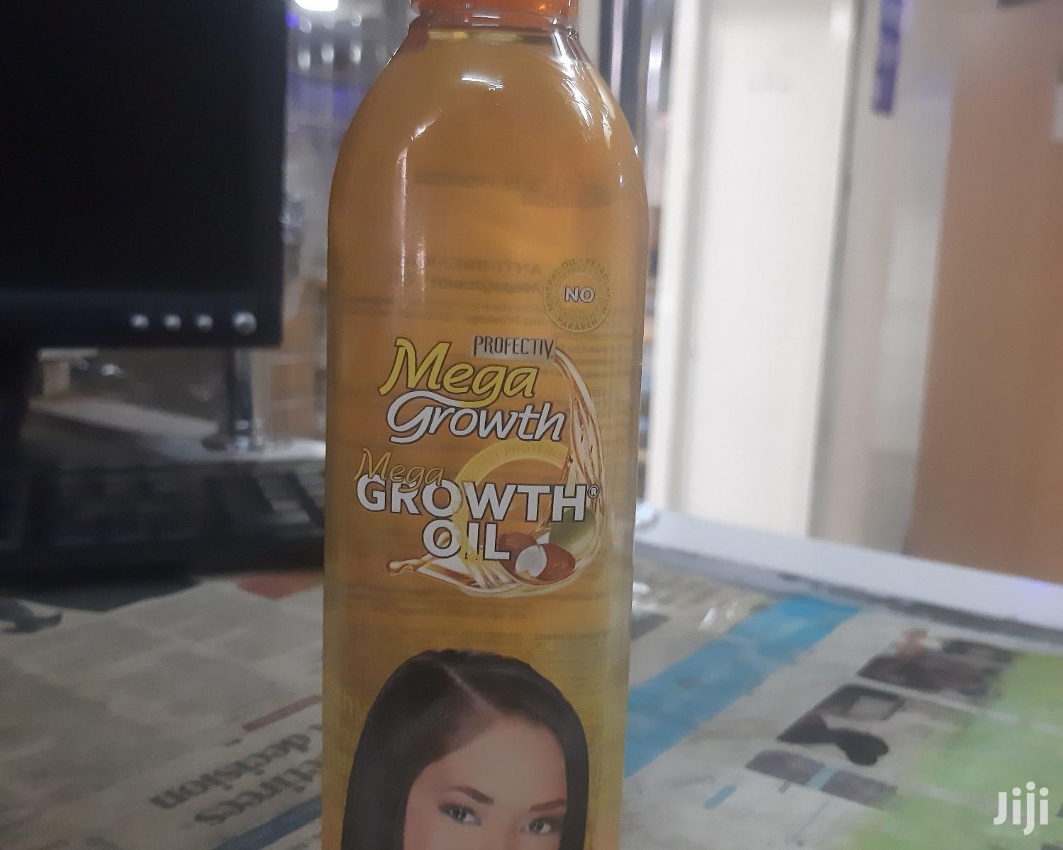 Archive: Mega Growth Hair Oil