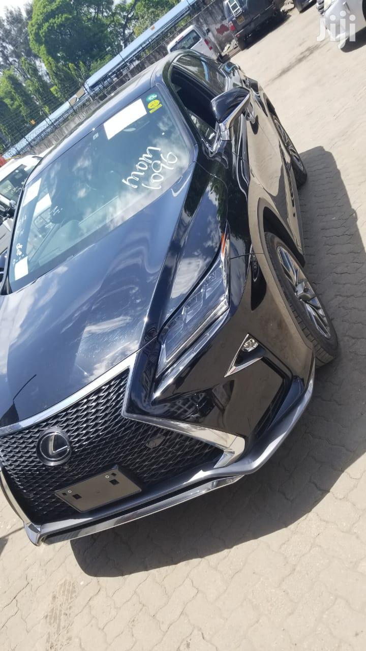 Lexus RX 2017 Black | Cars for sale in Mvita, Mombasa, Kenya
