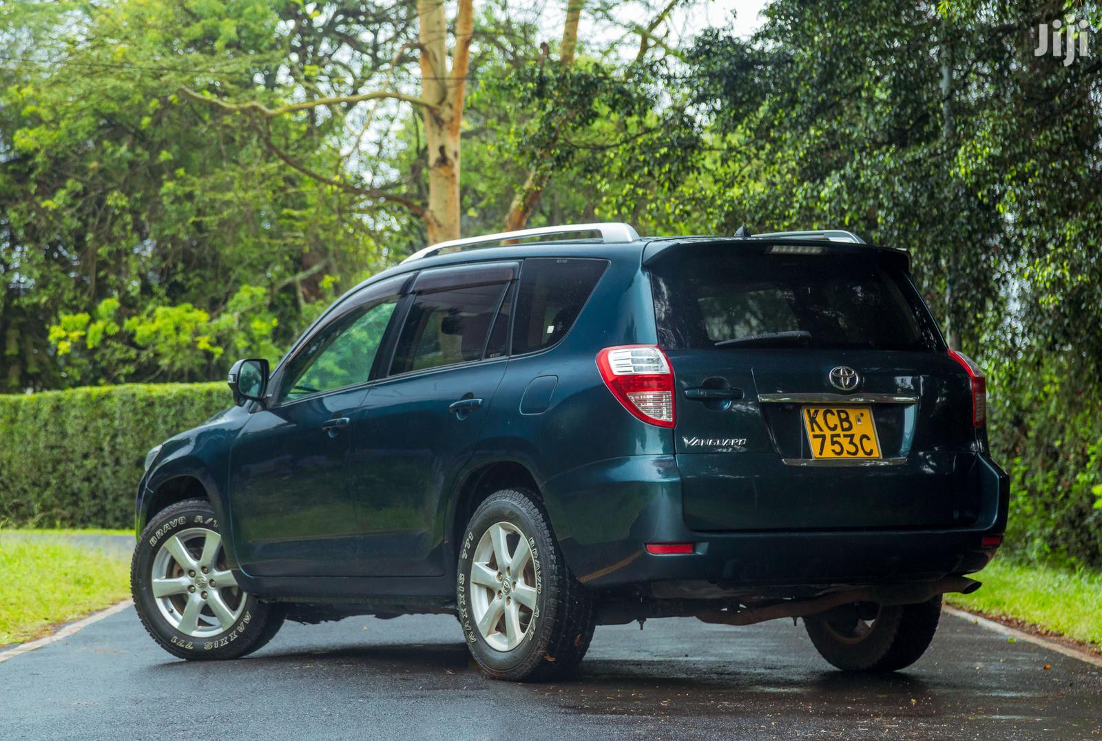 Toyota Vanguard 2008 Green   Cars for sale in Kilimani, Nairobi, Kenya