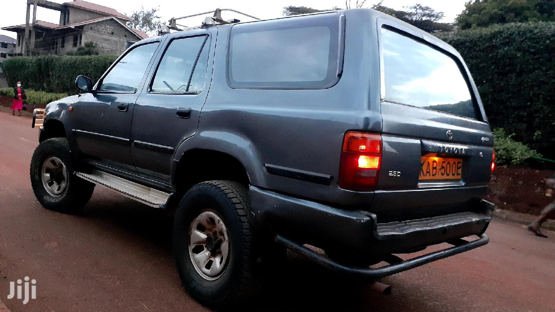 Toyota 4-Runner 1996 Gray | Cars for sale in Nairobi Central, Nairobi, Kenya