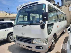 Toyota Coaster 2014 White   Buses & Microbuses for sale in Mombasa, Mombasa CBD