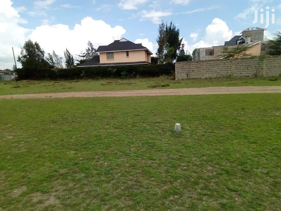 Kitengela Town Commercial Plot