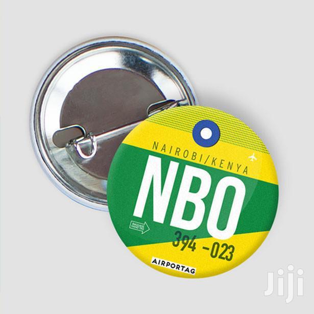 Archive: Branded Badges