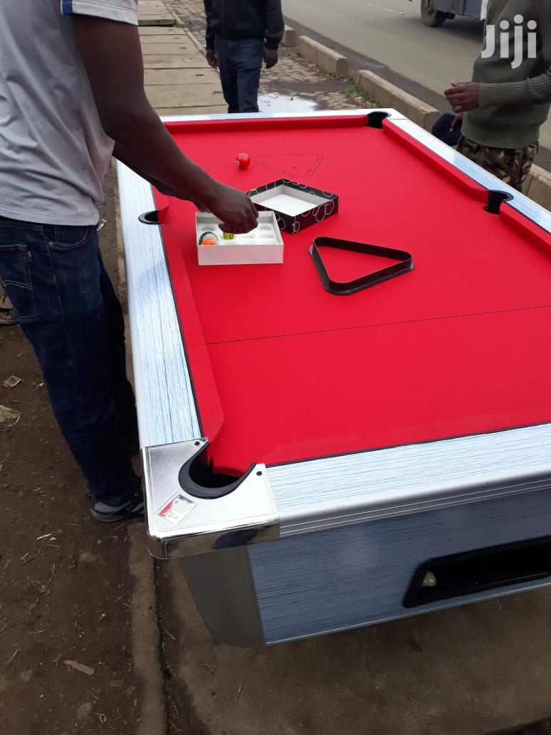 Smart Marble Pool Tables