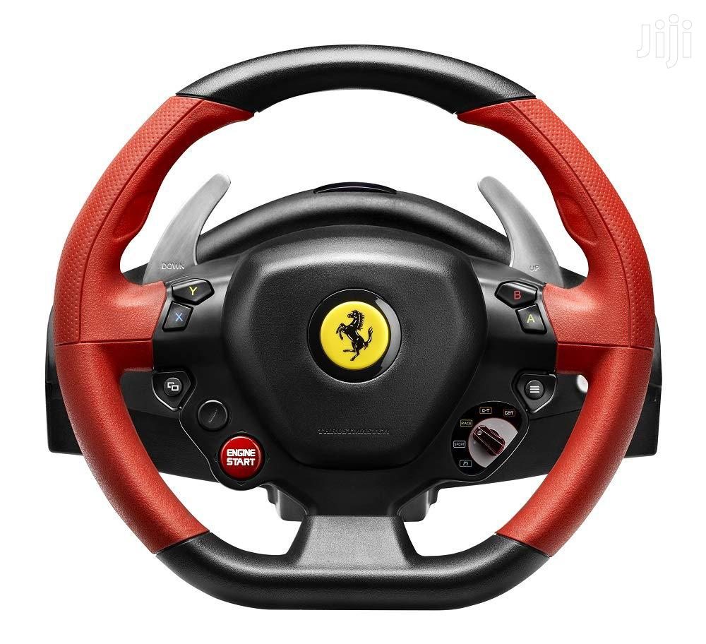 Thrustmaster Ferrari 458 Spider Racing Wheel For Xbox One | Accessories & Supplies for Electronics for sale in Nairobi Central, Nairobi, Kenya