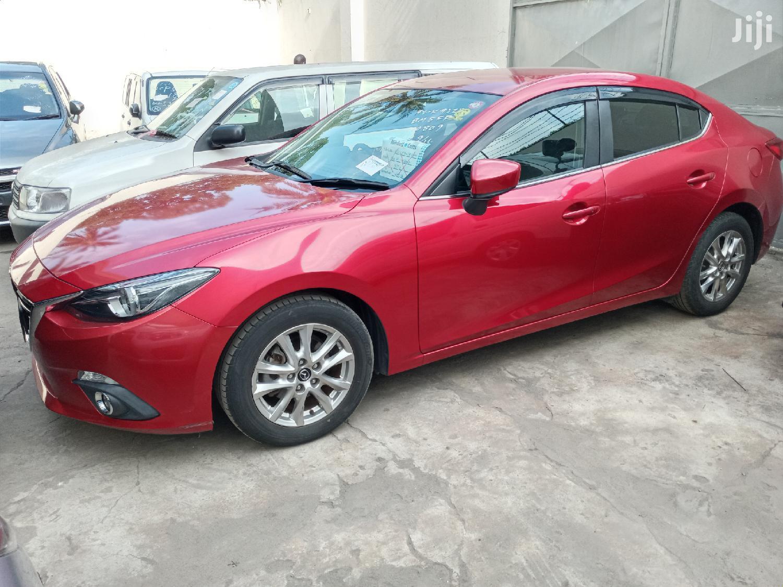 Archive: Mazda Axela 2013 Red