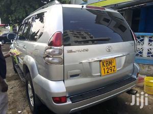 Toyota Land Cruiser Prado 2007 Silver | Cars for sale in Mombasa, Mvita