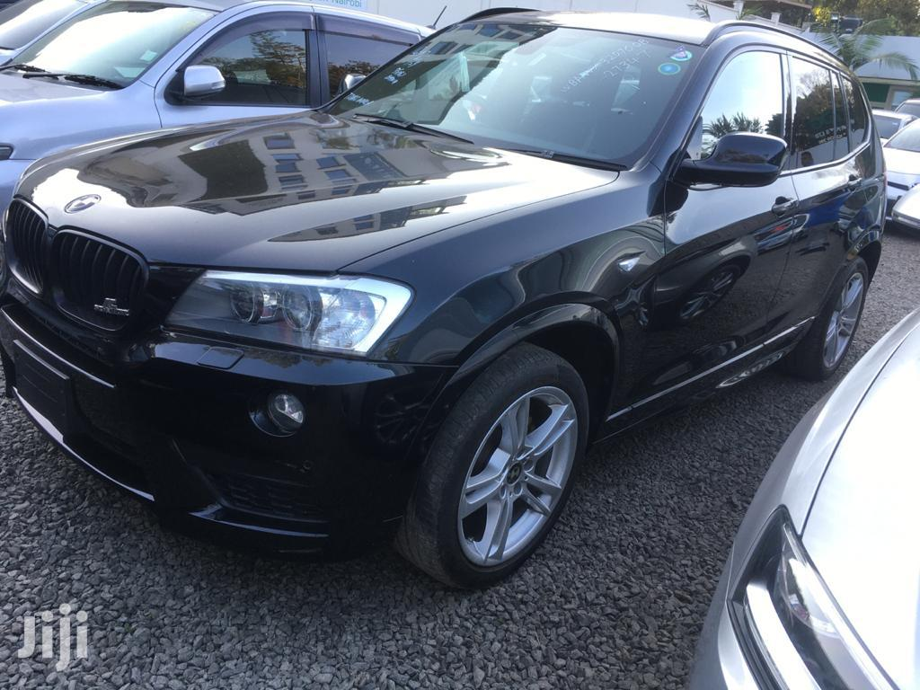 Archive Bmw X3 2012 Xdrive28i Black In Kilimani Cars Denniskarani Jiji Co Ke
