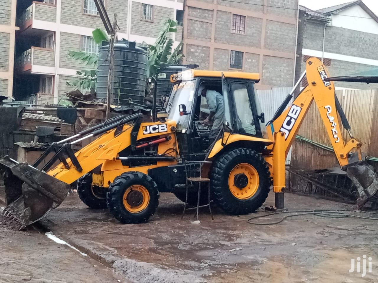 Jcb Backhoe | Heavy Equipment for sale in Harambee, Makadara, Kenya