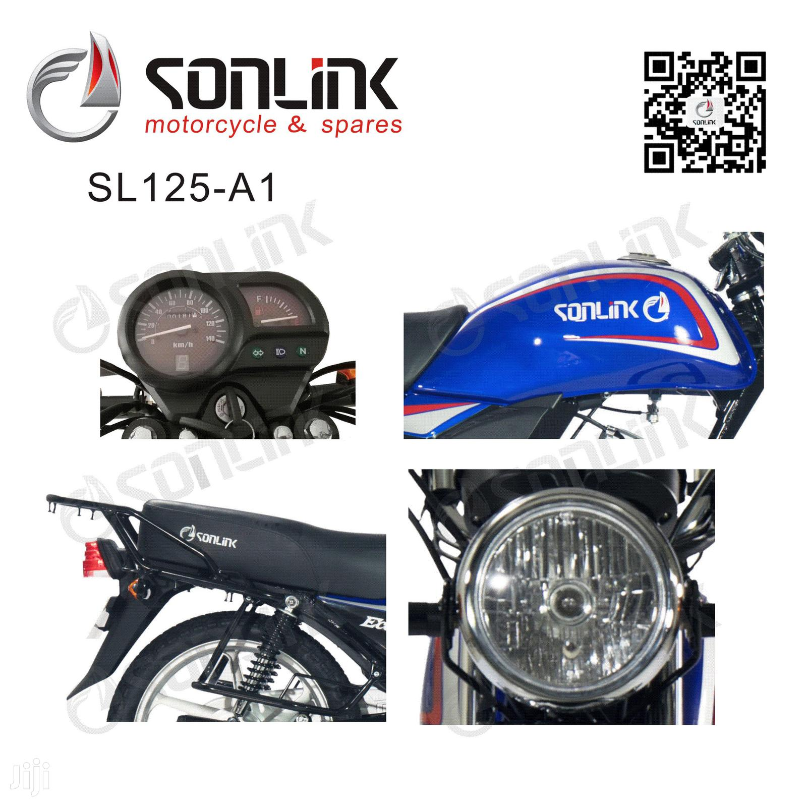 New Sonlink SL150-A1 2019 Blue | Motorcycles & Scooters for sale in Nairobi Central, Nairobi, Kenya