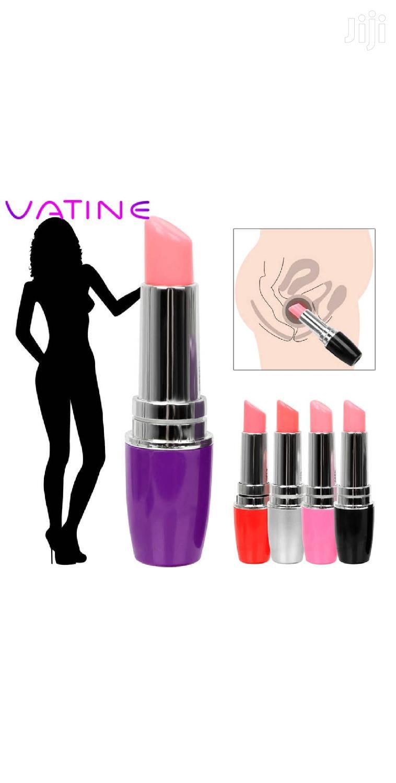 Archive: Lipstick Vibrators