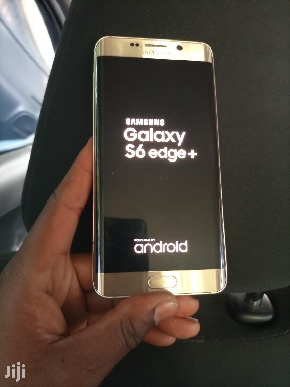 Archive: Samsung Galaxy S6 Edge Plus 64 GB Gold
