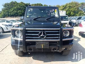 Mercedes-Benz G-Class 2014 Black | Cars for sale in Mombasa, Tononoka