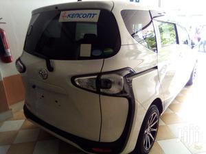 Toyota Sienta 2015 White | Cars for sale in Mombasa, Nyali