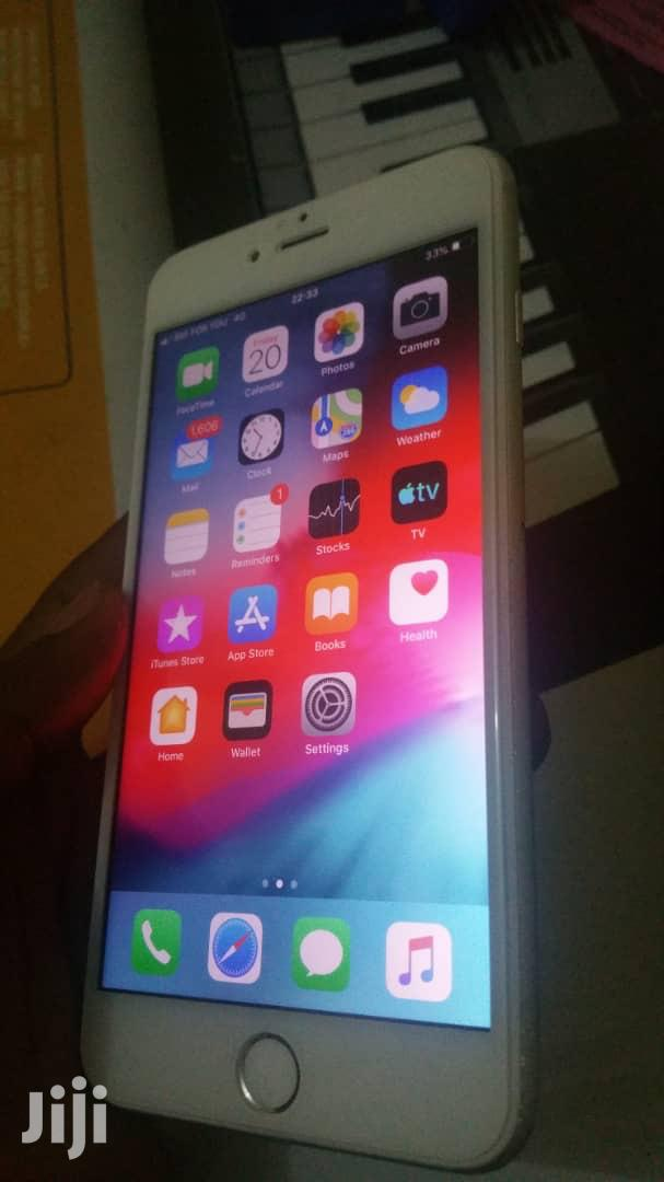 Archive: Apple iPhone 6s Plus 16 GB Silver