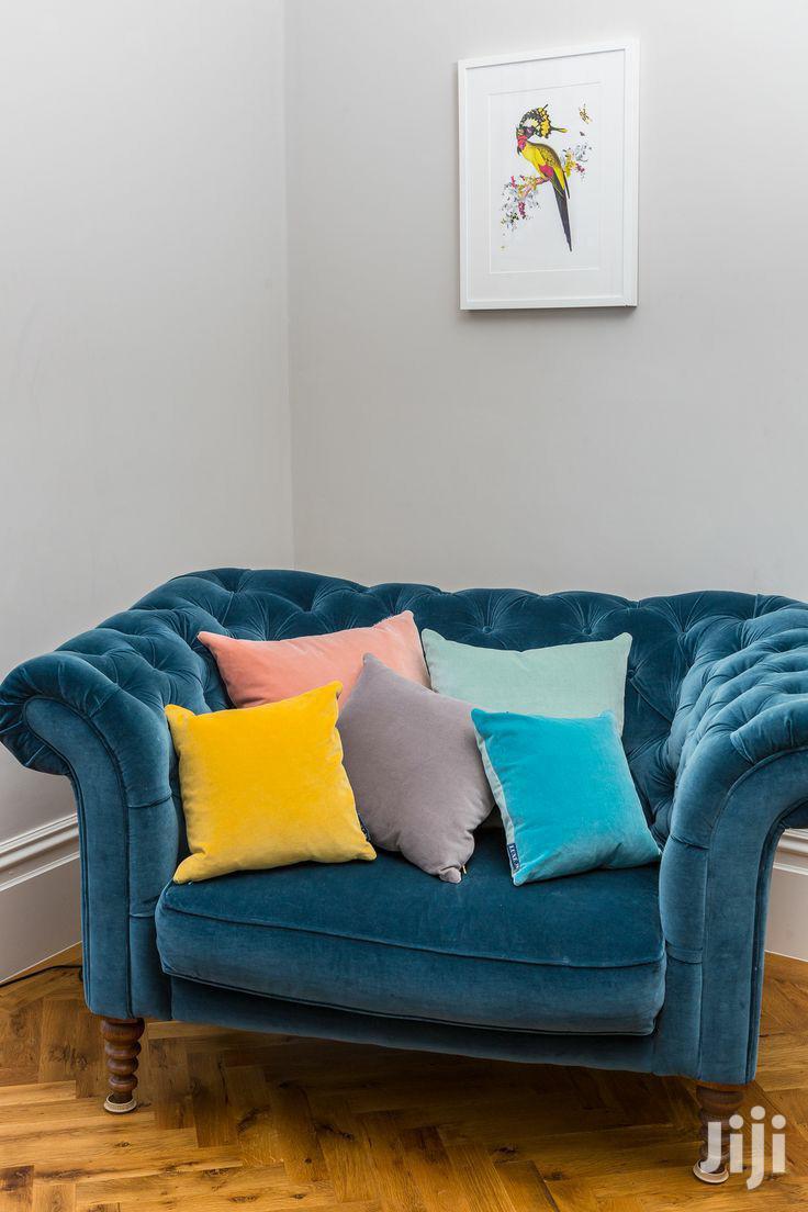 Bright Colors Throw Pillows In Pangani Home Accessories Onestop Interiors Jiji Co Ke